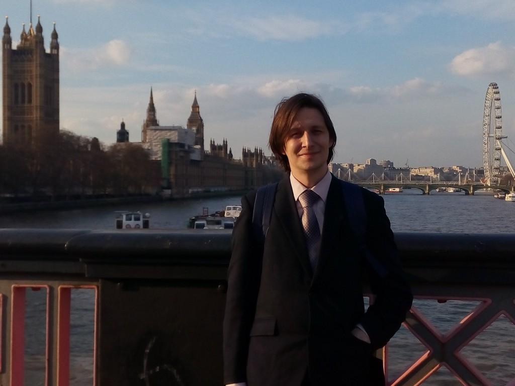 Илья Садчиков, фото из личного архива.